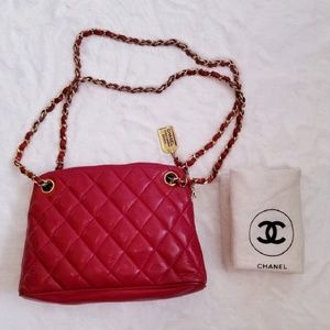 b63f1d024f2 Women s Chanel Lipstick Bag on Poshmark